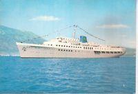 SS ARGONAUT EPIROTIKI LINE OCEAN LINER 4x6