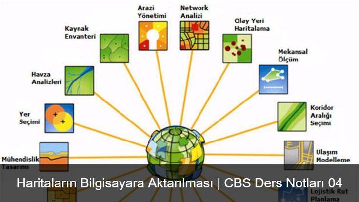 Analog-Sayısal Haritalar Mevcut Harita Verisinin Bulunması Sayısallaştırma ve Tarama Arazi ve Görüntü Verisi Veri Düzenleme ve Onaylama yer almaktadır