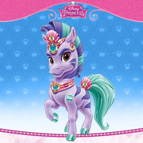 Disney Princess Palace Pets - Stripes (Jasmine's zebra)