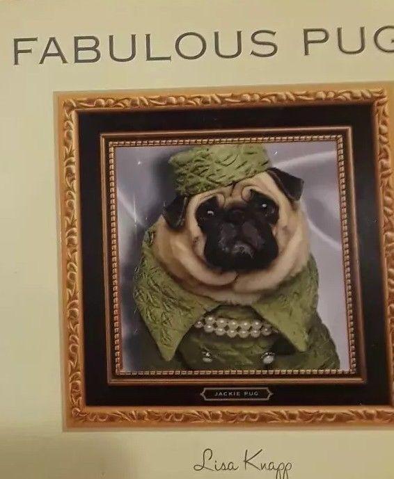 Pug Dog Lover Book Lot 4 Books About Pug Dogs Pug Jokes