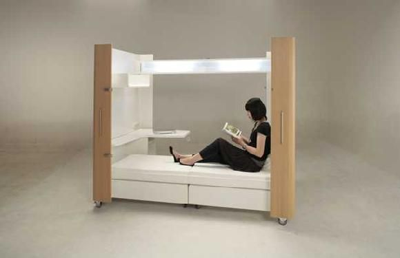 17 best ideas about fold out beds on pinterest spare bed ottoman bed and guest bed. Black Bedroom Furniture Sets. Home Design Ideas