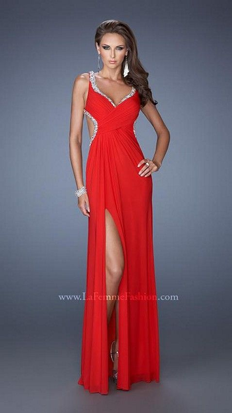 17 Best images about marvelous red prom dresses on Pinterest ...