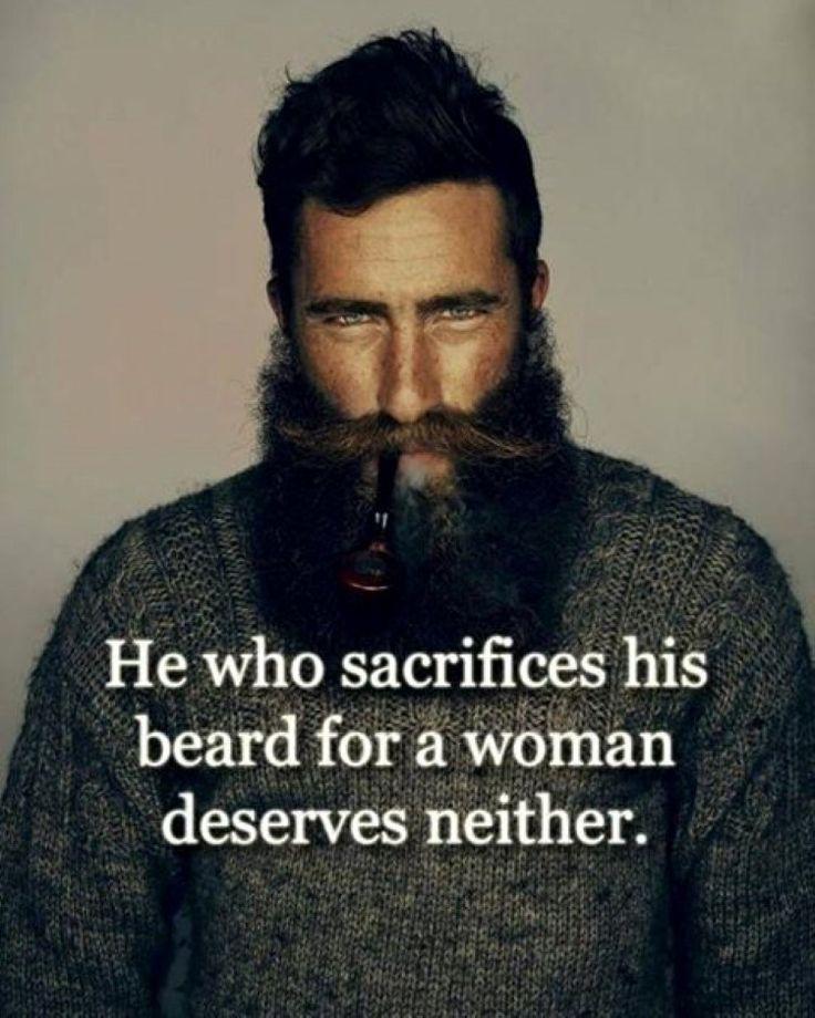 I heart beards.