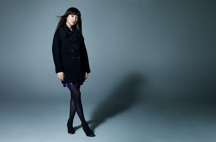 恋するレーベル。FALL&WINTER2013 | UNITED ARROWS green label relaxing 吉高由里子