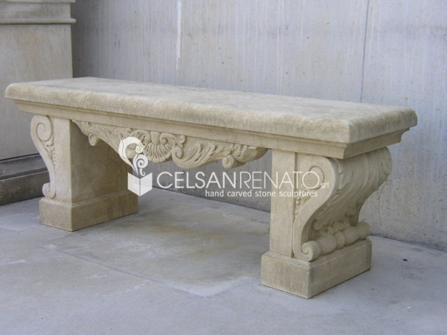 Execution of straight, curved #garden #benches with or without back of any shape, style and size