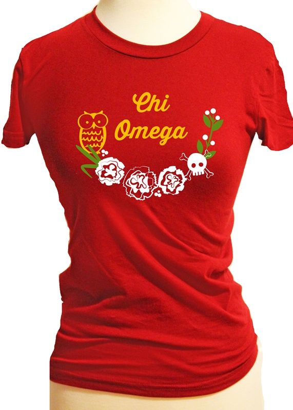 'Happy to Be' a Chi Omega Sorority Shirt by The Lettered Greek | Chi O | Sorority Gifts | Sorority Stuff | Greek Stuff | Greek Wear | Chi Omega Gifts | Chi Omega Apparel | Chi Omega Merchandise | Chi Omega Colors | Chi Omega Symbols | Chi Omega Owl | Chi Omega Flower | Chi Omega Symphony