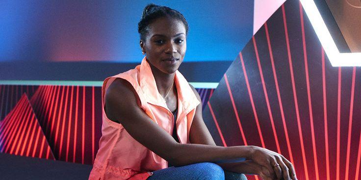 Sprinter Dina Asher Smith reveals the secrets to her success