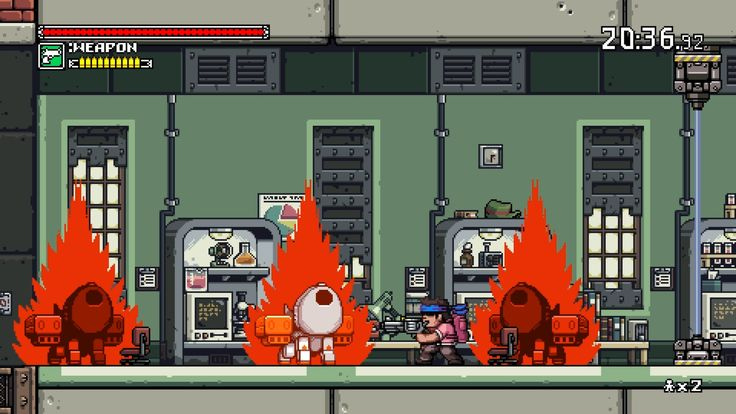 Features of Mercenary Kings v1.1.0.11870 Windows Game