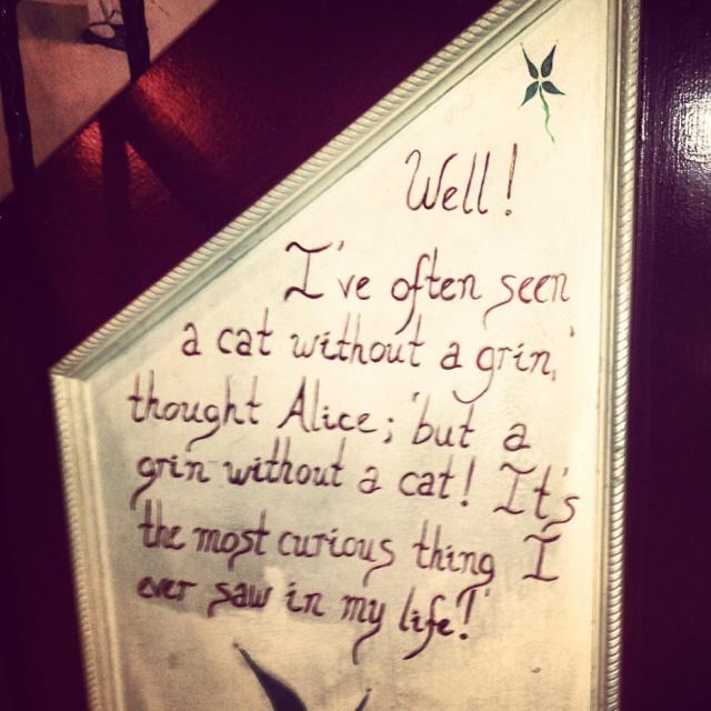Alice In Wonderland Quotes Tumblr: 17 Best Images About Alice In Wonderland On Pinterest