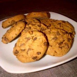 COOKIES NELLA VALLE DELLA LOIRA - Qui la #ricetta #BlogGz: http://blog.giallozafferano.it/assaggidalmondo/cookies-valle-loira/ #GialloZafferano #cookies #biscotti #merenda #loira