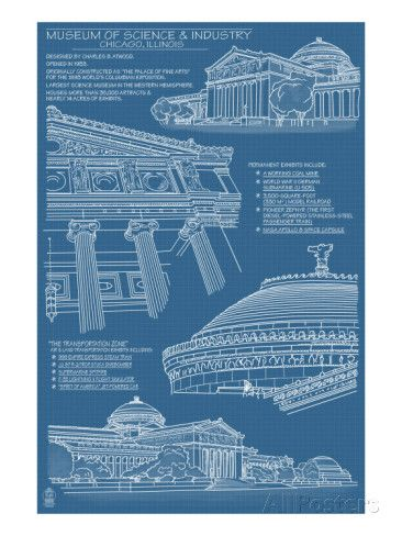 35 best x blueprint art images on pinterest blueprint art museum of science and industry blueprint chicago il c2009 blue printsart malvernweather Gallery