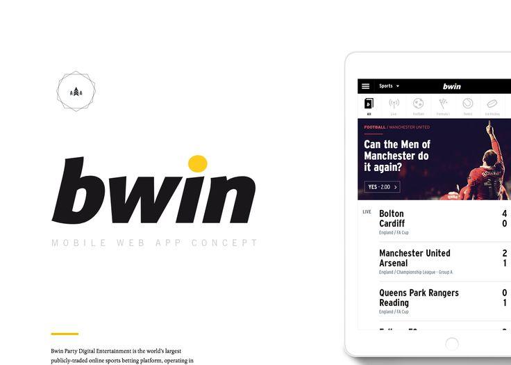 BWIN Mobile Web App on Behance