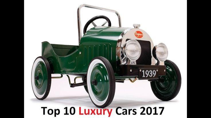 Top 10 Luxury Cars 2017