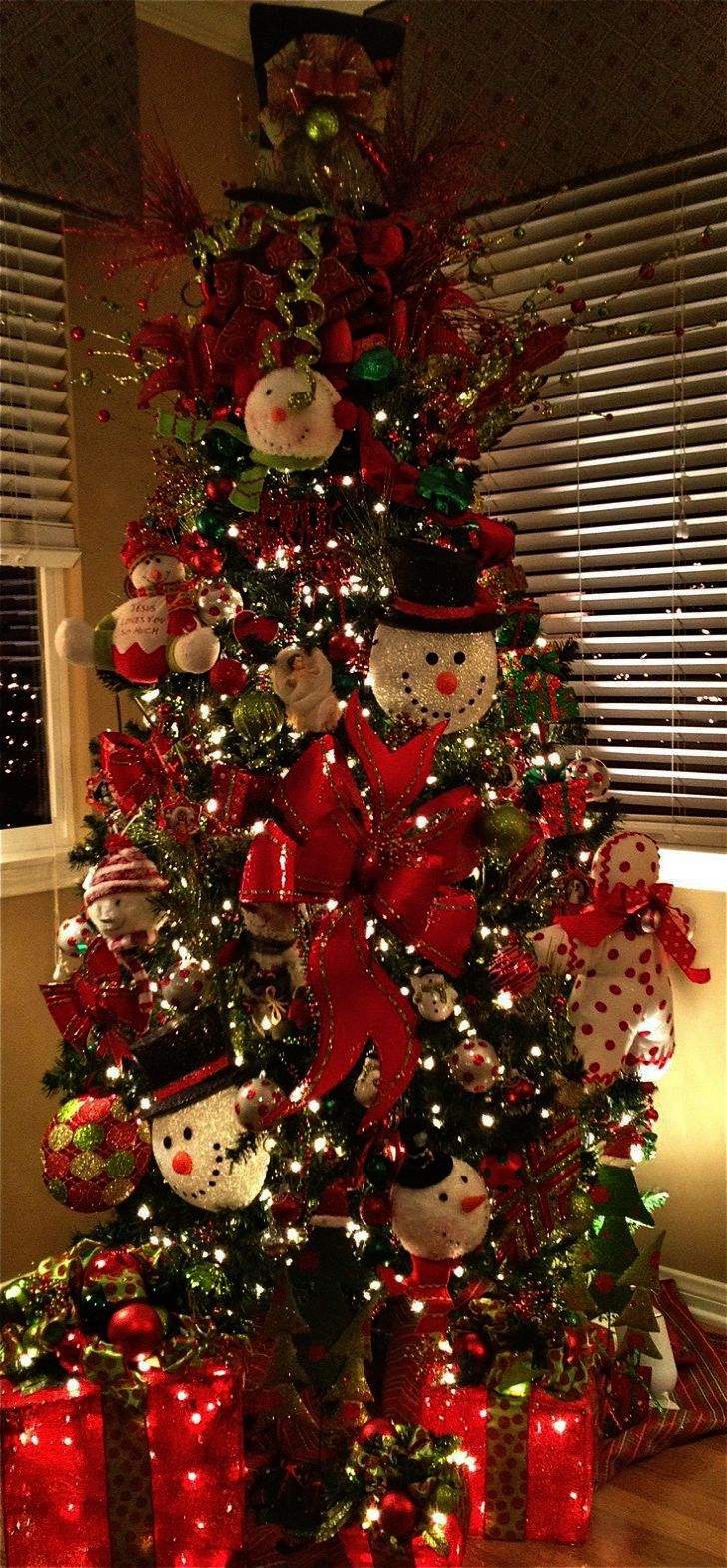 Pencil Christmas Trees On Clearance Christmas Trees For Sale Dc Some Black White Christmas Christmas Tree Themes Snowman Christmas Tree Christmas Decorations