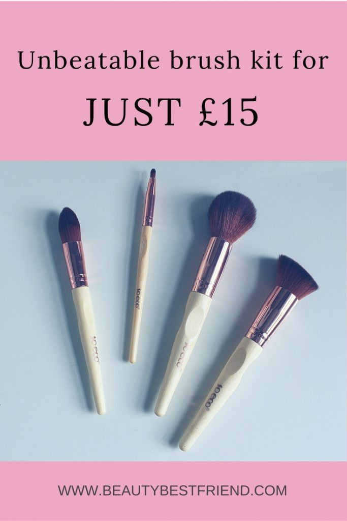 What self-respecting make-up lover doesn't love a good brush kit? I've reviewed an amazing face brush kit that costs just £15! The wooden handles are great quality, the bristles are so soft, and they apply and blend make-up really well. 'What brand is it?' I hear you ask. Well why not read my post to find out...  make up brushes | makeup brushes | beautiful brushes | value brushes | quality brushes