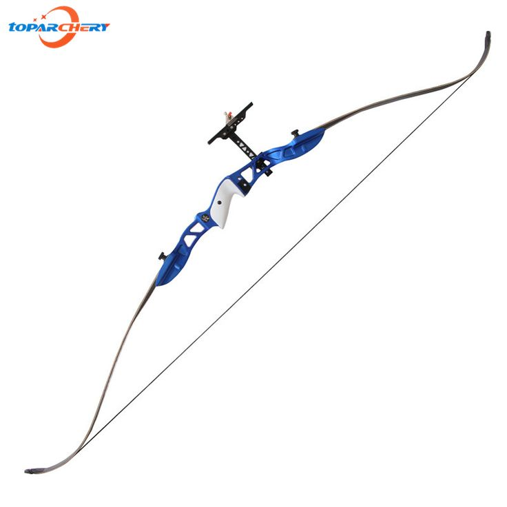 66'' Take Down Bow Recurve Bow Archery 26lbs 28lbs 30lbs for Hunting Shooting Training Detachable Combination Take-down Long Bow #Affiliate