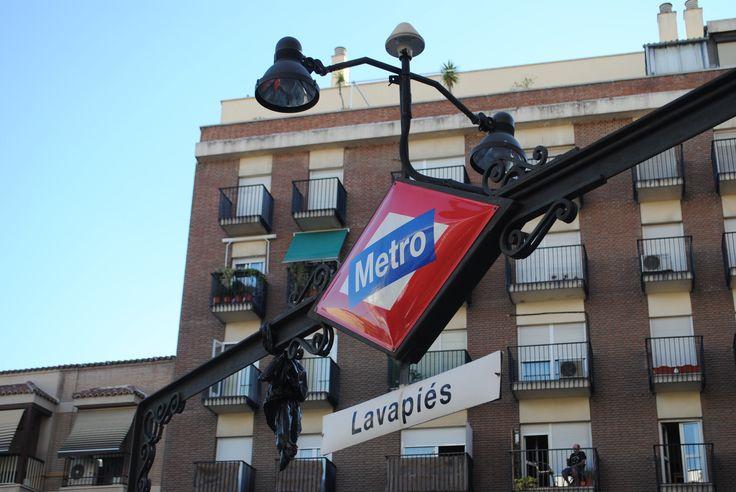 Metro Lavapiés