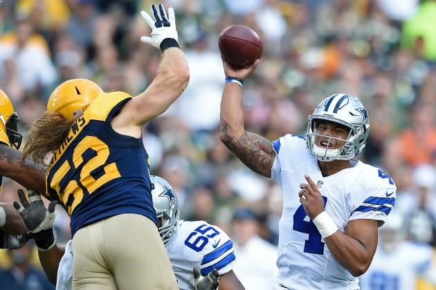 Dallas has a solid defense, however they are allowing an average of 260 passing yards per game, ranking them 26th in the NFL. Aaron Rodgers is a Super Bowl winning quarterback and is one of the hottest players in the game entering this matchup. I expect Rodgers to get his and put his Packers in position to win this game on the road. Taking the Packers  5.5 in what should be the best playoff game to date. Packers vs Cowboys Prediction: Packers  5.5