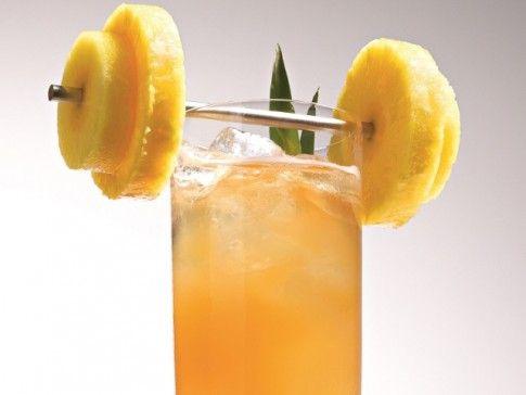 Drinki na potreningową regenerację