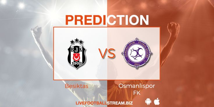 ⚽ TODAY'S #FOOTBALL #MATCH #PREDICTION ⚽  #Besiktas vs  #OsmanlisporFK: http://ow.ly/MJXk30hrRbk  📲 Download App: bit.ly/LFS-App 🗣 Join our group: bit.ly/LFS-group