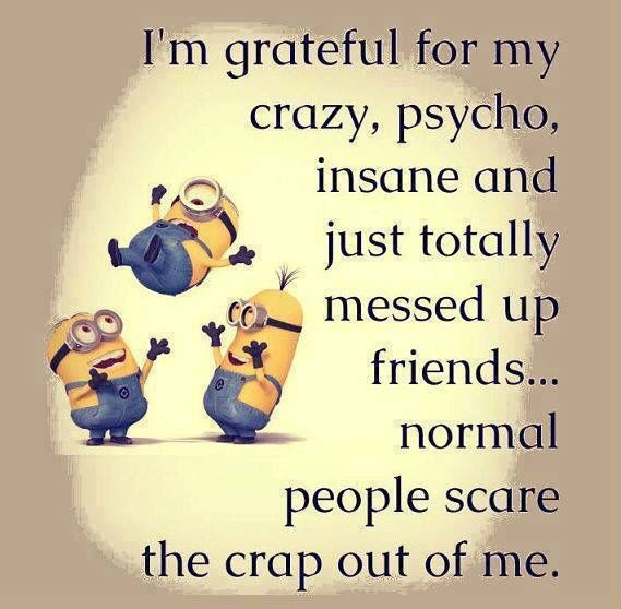 Crazy Happy New Year Quotes: 152 Best Images About Minions On Pinterest