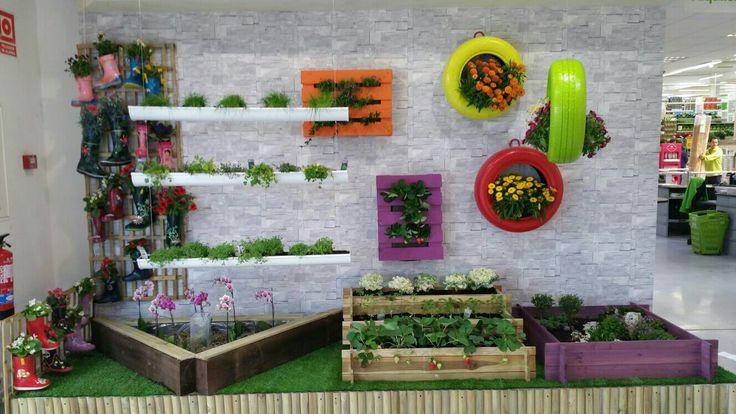 Ideas para tu patio o jardin