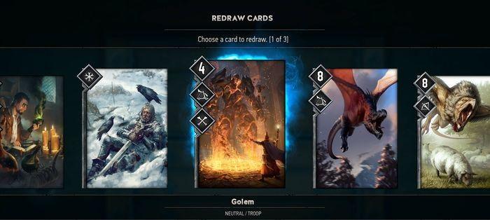 Скоро начнется закрытое тестирование новой карточной игры ГВИНТ