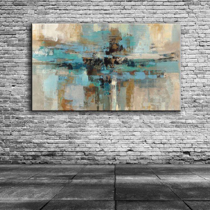 NEW 100% ручной росписью маслом украшений высокого качества абстрактная живопись картины DM1605019
