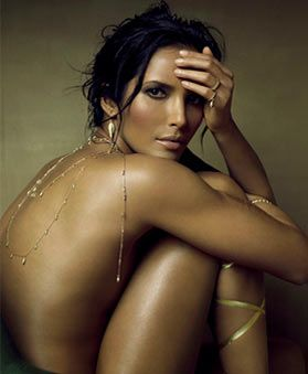 Padma Lakshmi is a not only a victim of endometriosis, but an activist for awareness