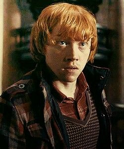 Ron Weasley at Malfoy Manor