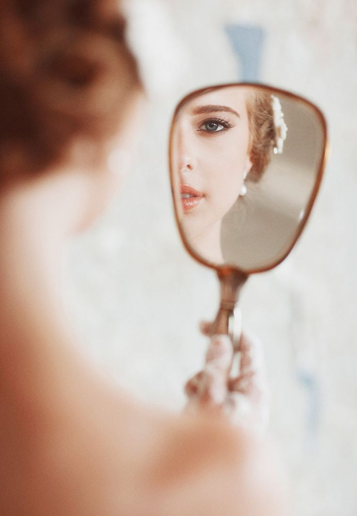 Bridal Mirror Image