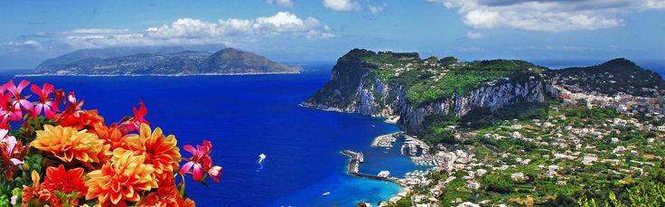 Остров Капри – скъпоценният афродизиак