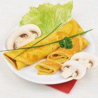 Hubová omeleta-Ketoaktiv