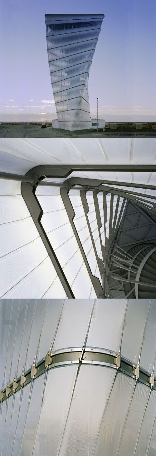 BBI Info-Tower, Berlin. Kusus + Kusus Architekten (2007).