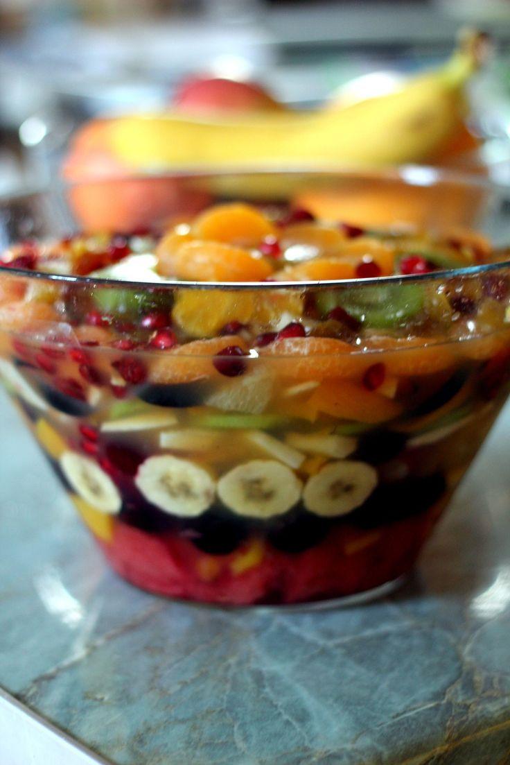 A gyümölcssaláta készítés alapszabályai - RozéKacsa