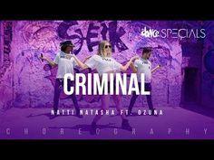 Letras: FitDance Specials - Criminal - Natti Natasha ft. Ozuna   FitDance Life (Coreografía) Dance Video