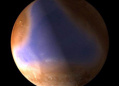Διαστημική εικόνα της εβδομάδας – ο αρχαίος ωκεανός του Άρη