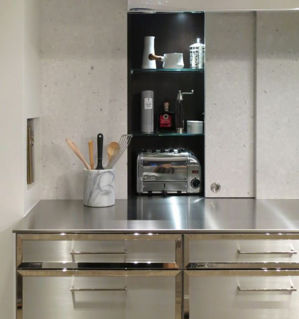 London Shelves Drawers Kitchen Contemporary With Stone And: 17 Best Images About SieMatic Beaux Arts .02 On Pinterest