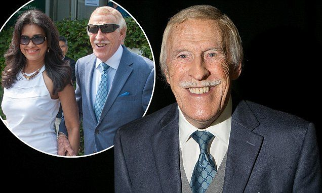 Bruce Forsyth, 88, is too ill to attend wife's birthday party