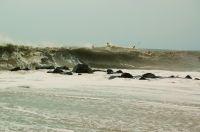 Cape May, NJ Beach Cam @ The Jettty