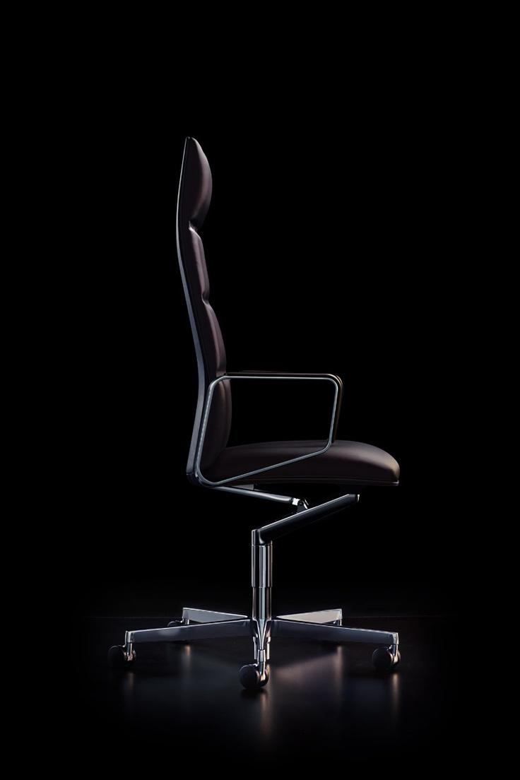 Knoll life chair geek - Walter Knoll Leadchair
