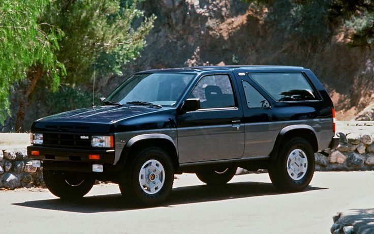 Nissan Pathfinder 2door North America (WD21) '04.198592