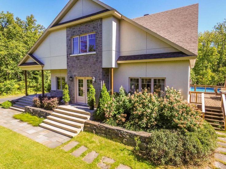 Maison à étages à vendre à Magog (MLS:12448100) - Équipe Lafleur Davey - Agence Lafleur Davey