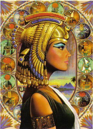 Клеопатра 1