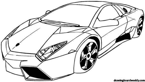 Lamborghini Free Coloring Page Cars Coloring Pages Race Car Coloring Pages Car Colors