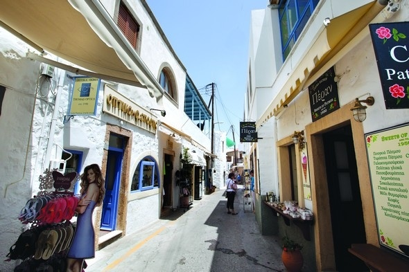 Explore the alleys on #Patmos Island #Greece  Discover the top choices from Patmos Aktis Suites & Spa for ideal holidays! http://blog.patmosaktis.gr/2013/05/5-days-on-patmos-island.html