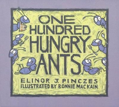 FICTION:One hundred hungry ants head towards a picnic to get yummies for their tummies, but their stops to change their line formation cause them to lose both time and food in the end.
