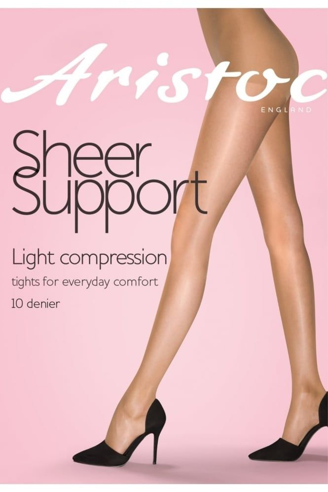 c2a31ea71 Aristoc Sheer Support Light Compression Tights