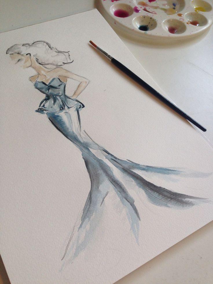 Fashion Illustration   2015