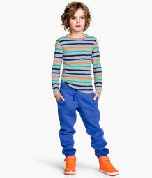 Comfiest kid friendly sweats for the active guy